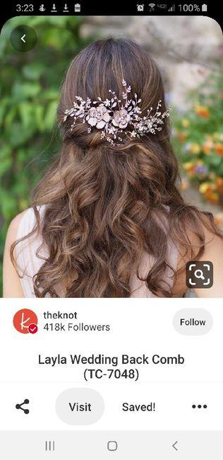 Windy Beach Wedding - Need Hair Help 9