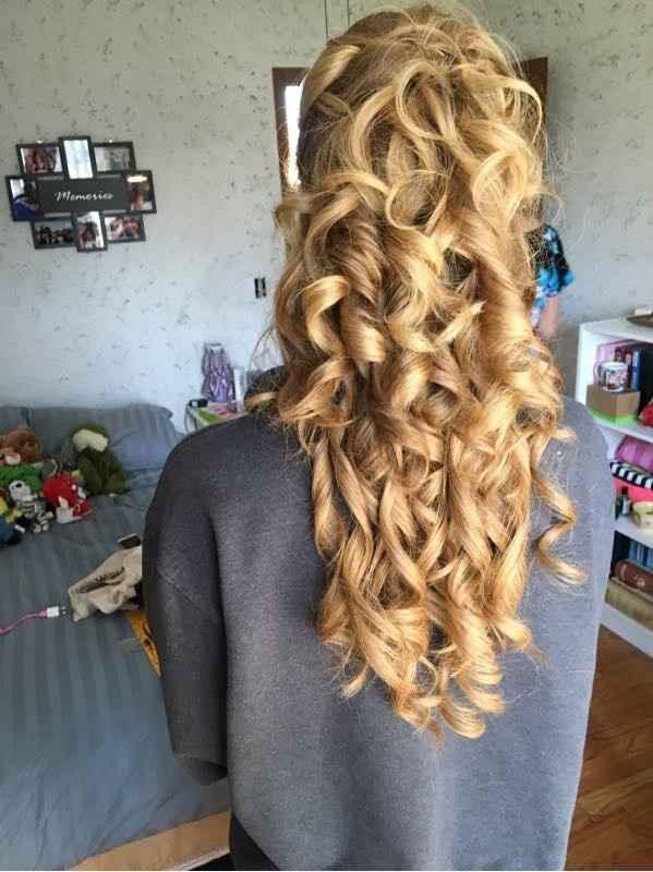 Hair Trial!!