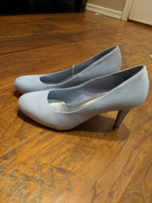 Shoes for Cinderella size feet 8