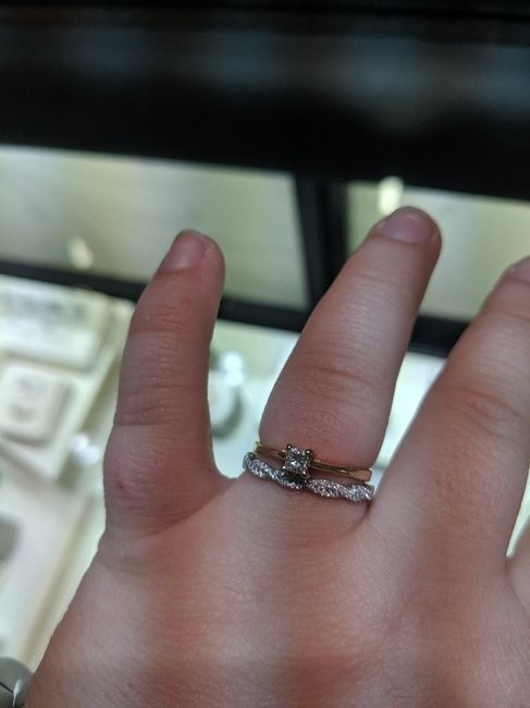 Help me find a wedding band! - 1