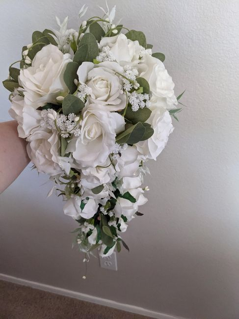 Help me figure out my bridesmaids bouquets? Please? - 2