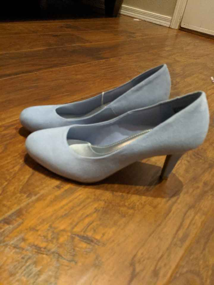Shoes for Cinderella size feet - 1