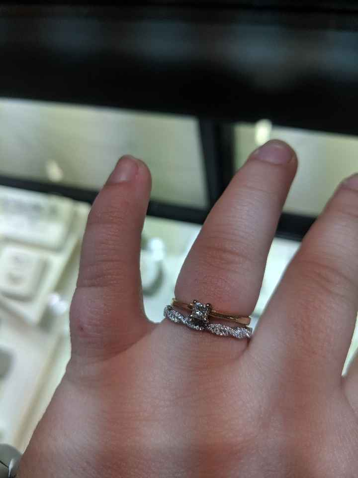 Help me find a wedding band! - 1
