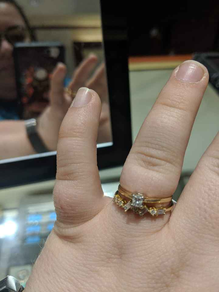 Help me find a wedding band! - 2