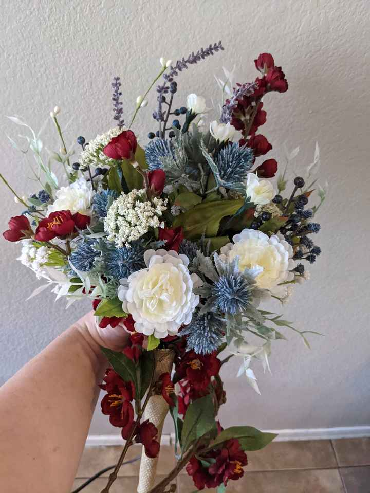 Help me figure out my bridesmaids bouquets? Please? - 6