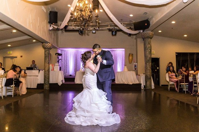 Our 1st dance!