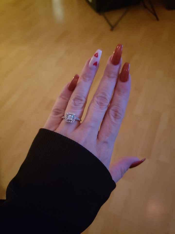 Forgot my ring - 1