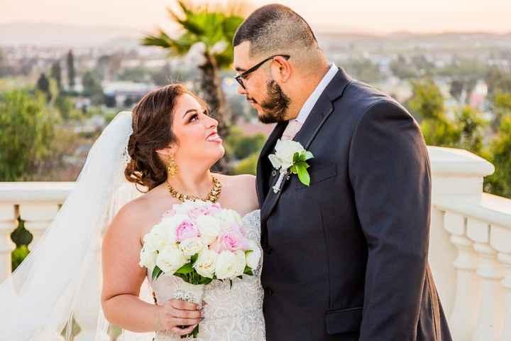 Mr & Mrs. Amaya!