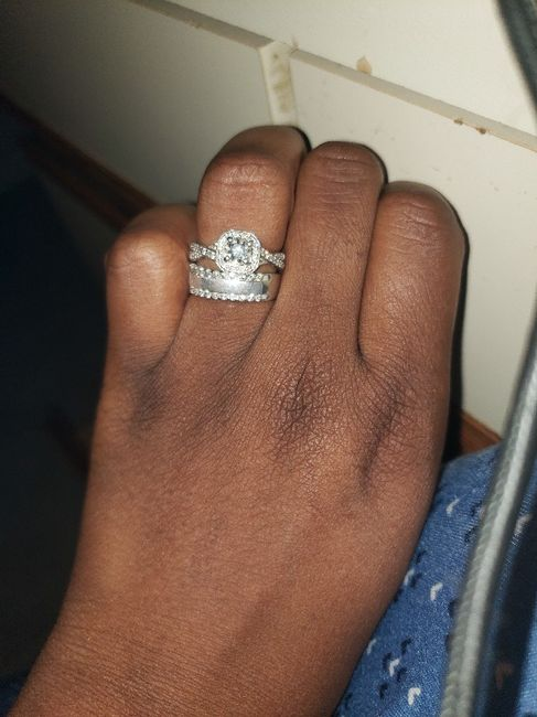 Changing wedding band after 5 years of marriage. 1