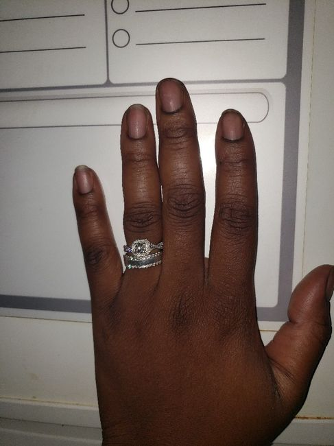 Changing wedding band after 5 years of marriage. 2