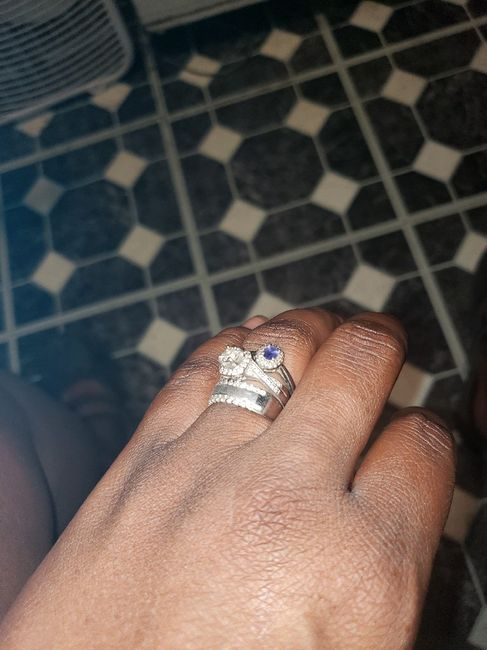 Changing wedding band after 5 years of marriage. 3
