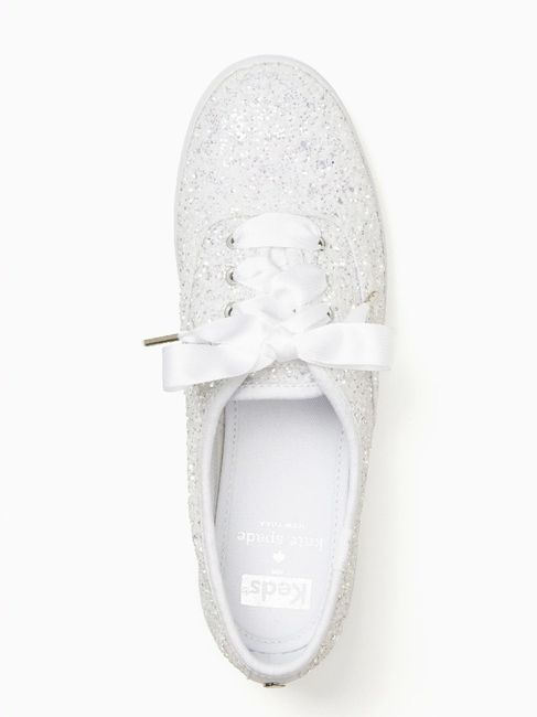 Any colorful or unique shoes you wore under your wedding dress? - 2