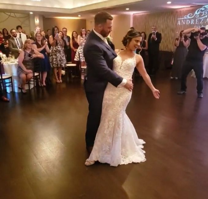 Non-pro Bam: We're married! 5
