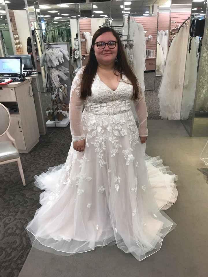 Which dress should i wear? - 1