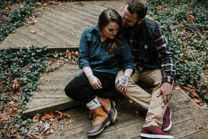 Show me your engagement photos! - 2