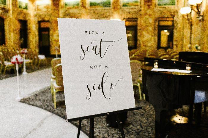 Wedding Signs 9
