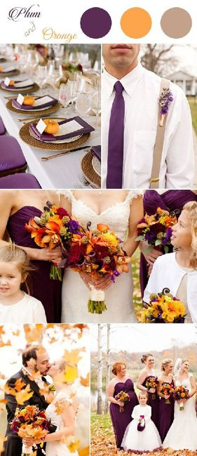 Fall Wedding Color Suggestions 8