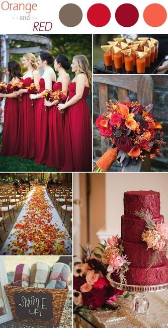 Fall Wedding Color Suggestions 10