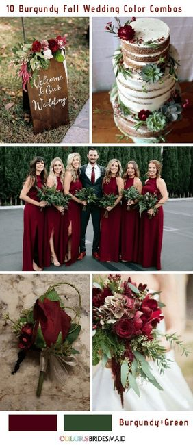 Fall Wedding Color Suggestions 13