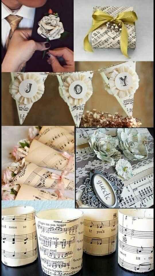 Non-floral Wedding - 4