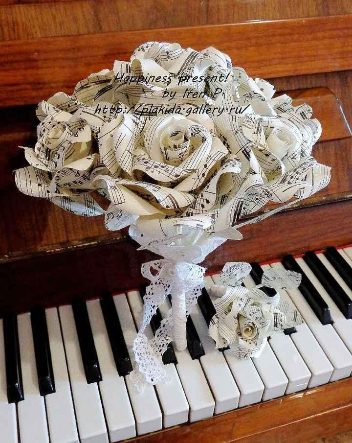 Non-floral Wedding - 8