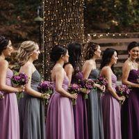 Bridesmaids colors! Assistance please! - 1