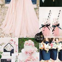 Blush Wedding Dress - 2