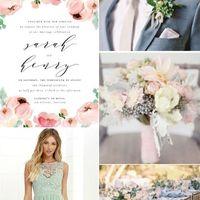 Blush Wedding Dress - 3