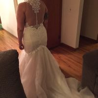 My dress is here!!