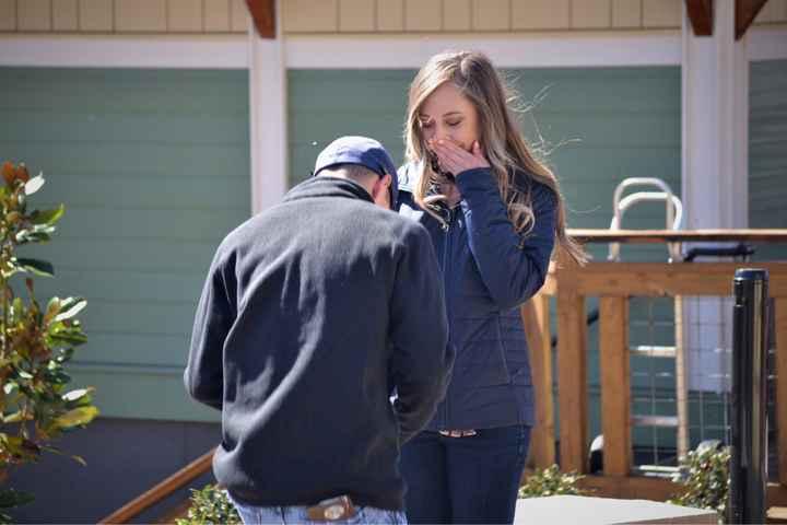 Proposal photos! - 2