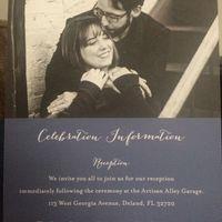 Invitations - White or Colorful? - 2
