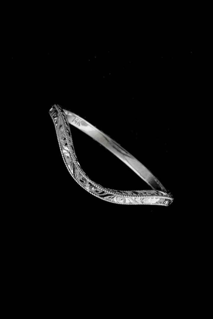 Let's see those wedding rings ladies! - 1