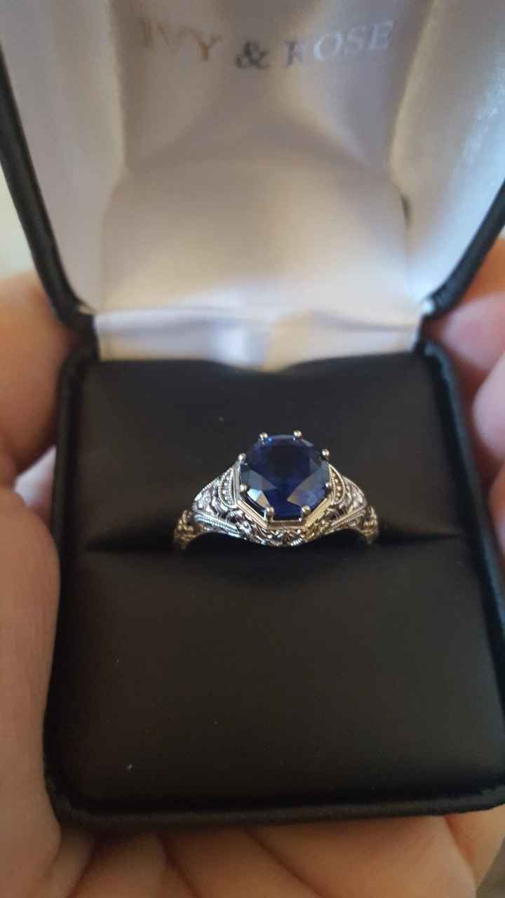 Your Engagement Ring: Total Surprise, Some Input, or Picked it Out Yourself? - 1