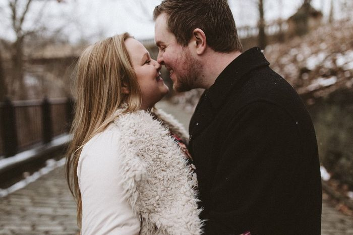 Show & Tell Your #1 Engagement Photo 11