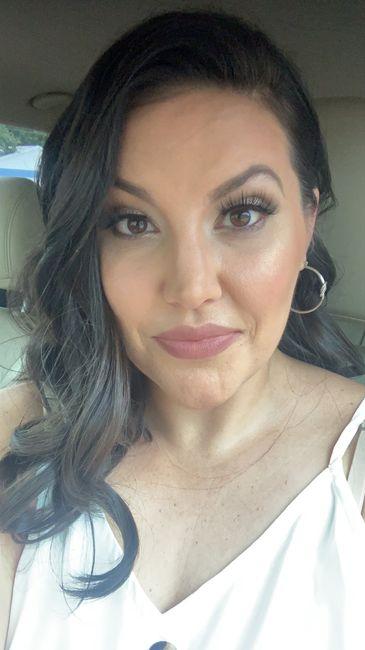 Hair & makeup trial! 3