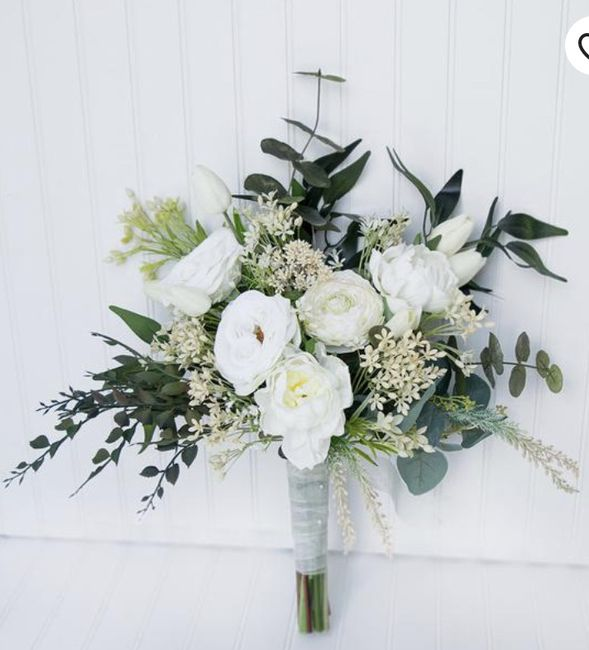 December (& winter) Brides- Please Share Your Flowers! 13