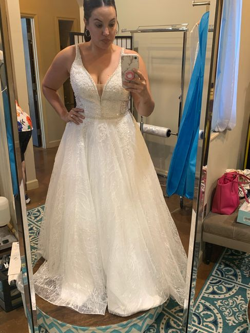 Dress Help! Please post your gowns!! - 1