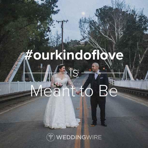 #ourkindoflove @weddingwire