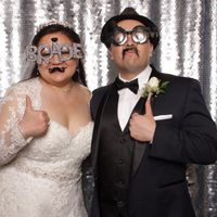 One of Our photo booth pic