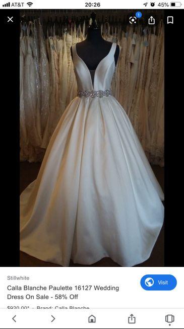 Ladies Getting Married in June- Let's See Those Dresses! 🌸❤🌸 12