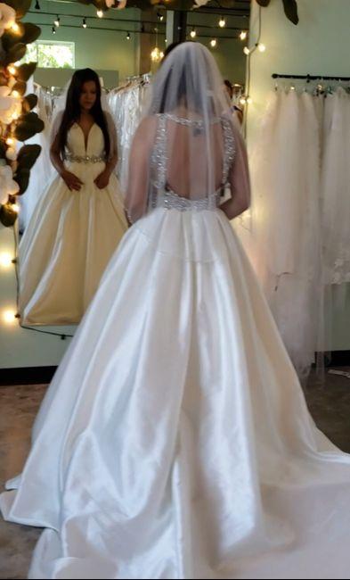 Ladies Getting Married in June- Let's See Those Dresses! 🌸❤🌸 13