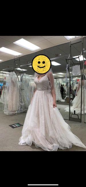 Found my dress!! 1