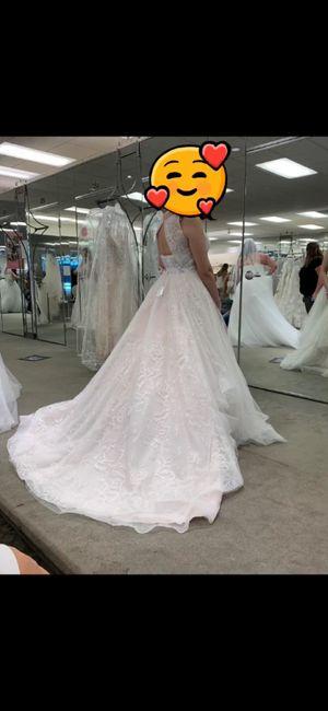 Found my dress!! 3