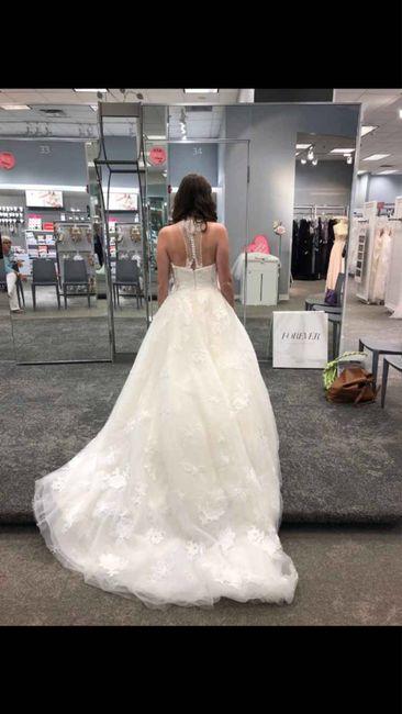 Found my dress! 6
