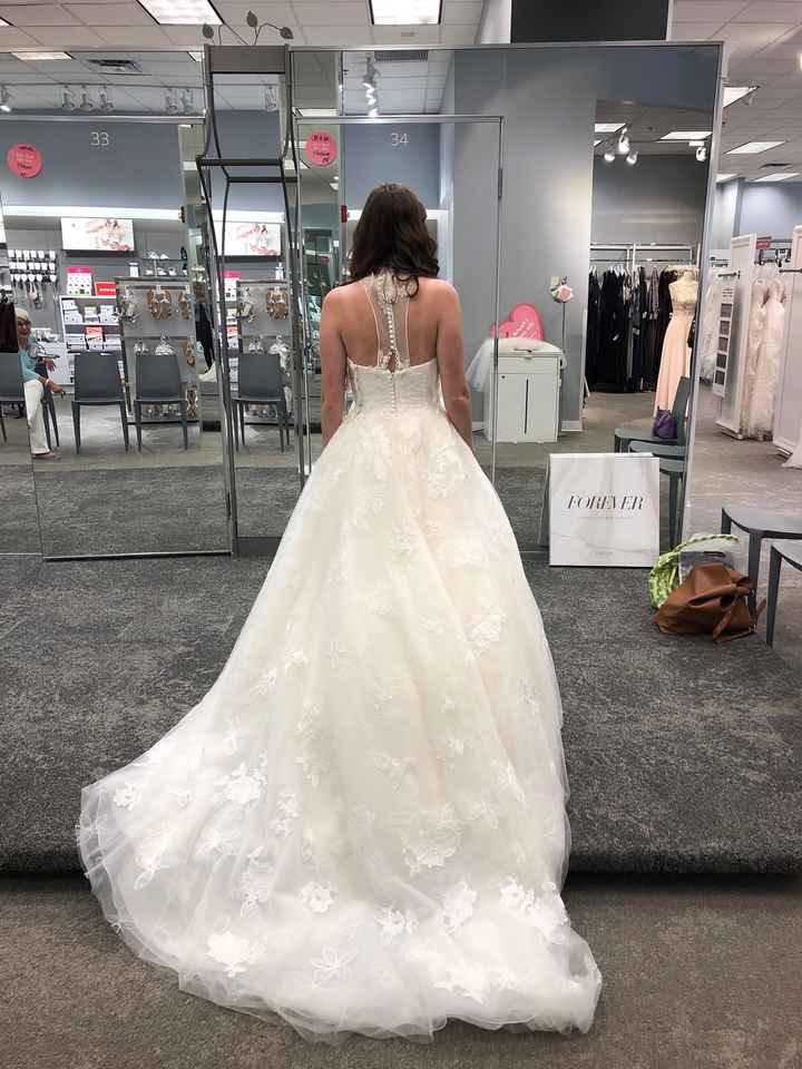 Afraid that Groom Won't Like My Dress - 3