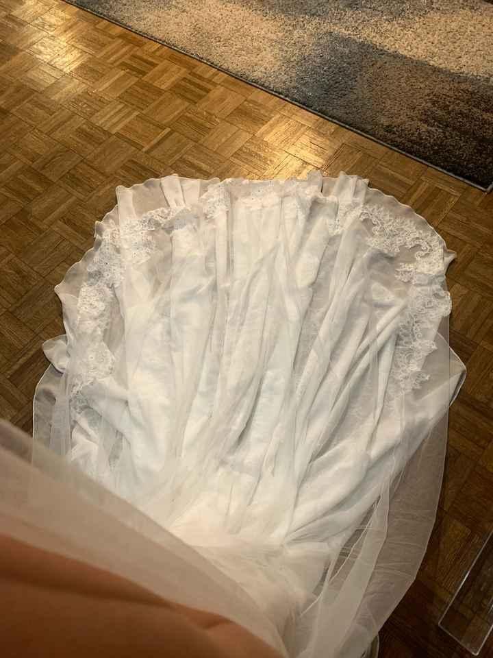 Wedding Veil Help - 3