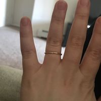 Show me those rings, please! - 1
