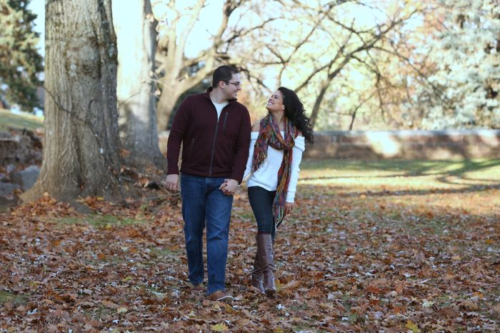 Admidst the Covid-19 panic, post your favorite picture from your engagement shoot. 5