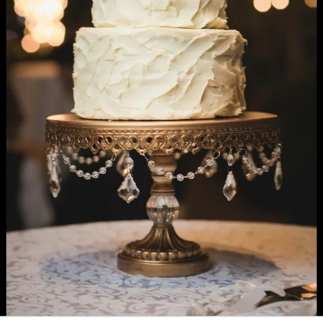 Wedding Cakes Without Flowers 13