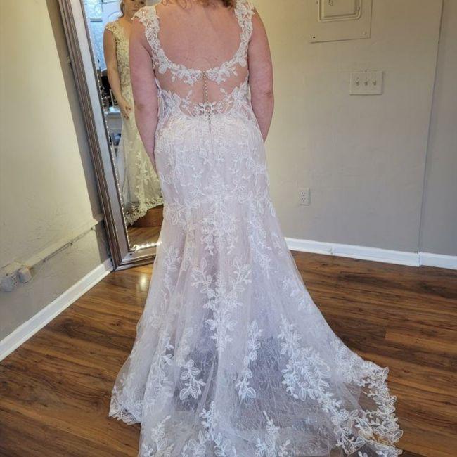 Finally Picked Up My Dress!! 1